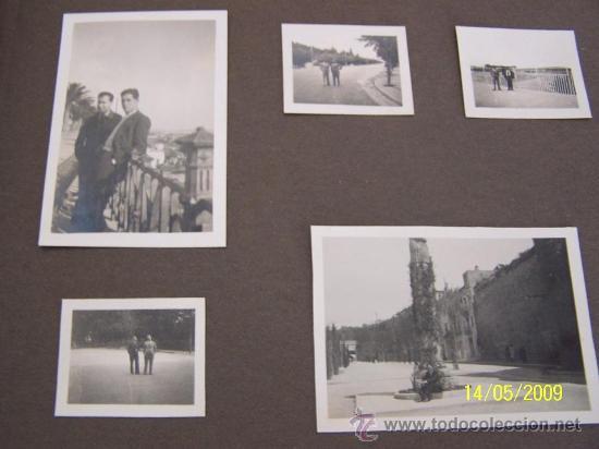 Fotografía antigua: 60 FOTOGRAFIAS ANTIGUAS EN UN ÁLBUM DE 20 X 27 CM. - Foto 5 - 25271630