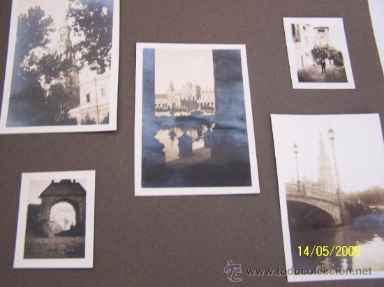Fotografía antigua: 60 FOTOGRAFIAS ANTIGUAS EN UN ÁLBUM DE 20 X 27 CM. - Foto 6 - 25271630
