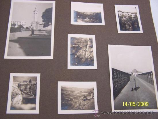 Fotografía antigua: 60 FOTOGRAFIAS ANTIGUAS EN UN ÁLBUM DE 20 X 27 CM. - Foto 8 - 25271630