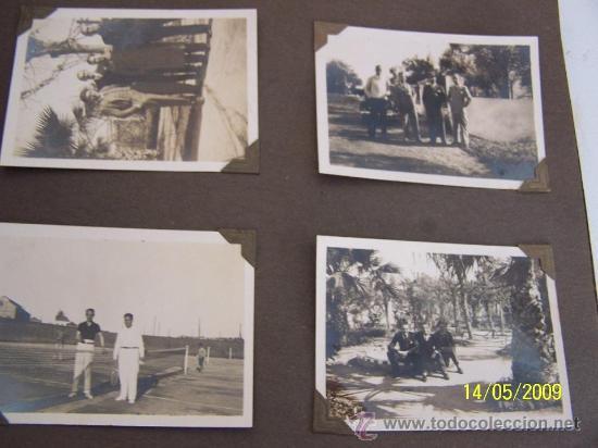 Fotografía antigua: 60 FOTOGRAFIAS ANTIGUAS EN UN ÁLBUM DE 20 X 27 CM. - Foto 9 - 25271630