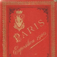 Fotografía antigua: PARIS EXPOSITION 1900 AU BON MARCHE. Lote 13802358