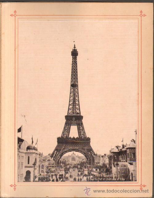 Fotografía antigua: PARIS EXPOSITION 1900 AU BON MARCHE - Foto 2 - 13802358