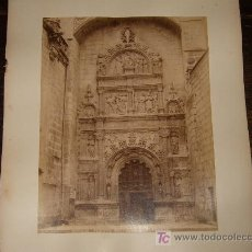 Fotografía antigua: LOTE 4 ALBUMINAS XIX BURGOS.. Lote 26640188