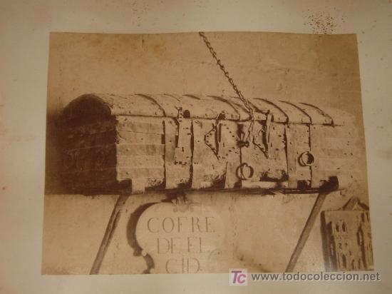 Fotografía antigua: lote 4 ALBUMINAS xix BURGOS. - Foto 3 - 26640188