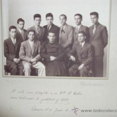Fotografía antigua: ANTIGUA FOTOGRAFÍA TIPO ORLA - VALENCIA 1941 - FOTÓGRAFO BOLDUN -. Lote 114310602