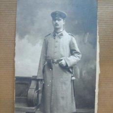 Fotografía antigua: FOTOGRAFIA MILITAR ALEMAN 1890S - 8X15 CMS. Lote 59469538