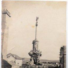 Fotografía antigua: CÓRDOBA. MONUMENTO DEL TRIUNFO. AÑO 1957-60. FOTOGRAFÍA DE CHARLES CLIFFORD.. Lote 27271068