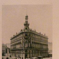 Fotografía antigua - Nº 306. MADRID. EDIFICIO DE' LA EQUITATIVA'.EDITOR HAUSER Y MENET. MADRID. - 24545747