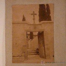 Fotografía antigua: IGLESIA DE SANT PERE. TERRASSA -BARCELONA-. Lote 25431808