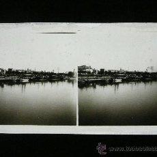 Fotografía antigua: SEVILLA. EL GUADALQUIVIR.. Lote 18233752