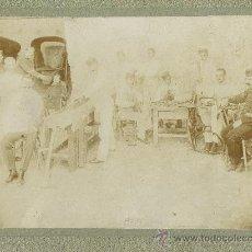 Fotografía antigua - MADRID. MILITARES. REGIMIENTO DE INFANTERIA. HACIA 1890. - 27112868