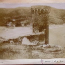 Fotografía antigua: FOTOGRAFIA ALBUMINA TOSSA PRINCIPIOS DE SIGLO. Lote 18870803