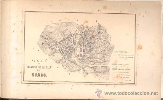 Fotografía antigua: AÑO 1895.- ÁLBUM FOTOGRÁFICO DE BILBAO Y SUS ALREDEDORES. EDITOR JUAN B. PATRÓN .-BILBAO - Foto 4 - 19800834