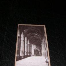 Fotografía antigua: FOTOGRAFIA,CATEDRAL DE BARCELONA,MONTADA SOBRE CARTULINA DE EPOCA,10X6 CM.. Lote 20480841