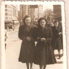 Fotografía antigua: VALENCIA. CALLE JATIVA EL 20 - 2 - 1949. Lote 21231172