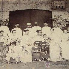 Fotografía antigua: PHILIPPINES ANTIGUA Y ORIGINAL FOTOGRAFIA ALBUMINA DE FILIPINAS - EL MEDICO D. SEBASTIAN SANCHEZ. Lote 26406889