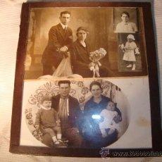 Fotografía antigua - ANTIGUAS FOTOGRAFIAS FAMILIA, ELCHE AÑOS 20 - 24233505