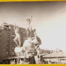 Fotografía antigua - VALENCIA. FALLA ALBACETE - MARVA AÑO 1975 - 25798095