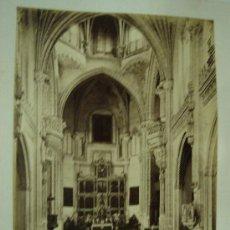 Fotografía antigua: J.LAURENT. TOLEDO - 562. VISTA INTERIOR DE SAN JUAN DE LOS REYES. Lote 24889733
