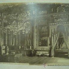 Fotografía antigua: J.LAURENT. MADRID 759 - SALA DE LOS ESPEJOS (PALACIO REAL). Lote 24891798