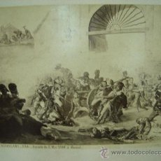 Fotografía antigua: J.LAURENT. MCASTELLANO 554 - EPISODIO DEL 2 DE MAYO 1808 EN MADRID. Lote 24893076