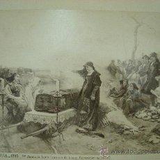 Fotografía antigua: J.LAURENT. FPADRILLA 1783 - DOÑA JUANA LA LOCA. Lote 24893086