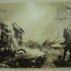 Fotografía antigua: J.LAURENT. VPALMORALI 874 - EL TRES DE MAYO DE 1808. Lote 24893091