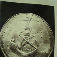 Fotografía antigua: J. LAURENT . RODELA FLAMENCA PERTENECIENTE A FELIPE II. Lote 24910875