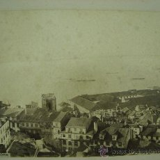 Fotografía antigua: J.LAURENT - VISTA DE LISBOA. Lote 24912146