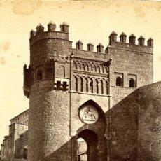 Fotografía antigua - Toledo. La puerta del Sol. J. Laurent - 25227148
