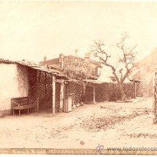 Fotografía antigua: BARCELONA - MONTAÑA DE MONTJUICH - Nº199- FOTOGRAFIA ARTISTICA-BARCELONA- (F-98). Lote 25979115