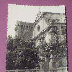 Fotografía antigua: FOTO ANTIGUA DE CAMBRILS (TORRE MARE DE DÈU DEL CAMÍ). Lote 26080309