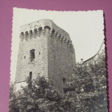 Fotografía antigua: FOTO ANTIGUA DE CAMBRILS (TORRE MARE DE DÈU DEL CAMÍ). Lote 26080793