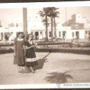 Fotografía antigua: VALENCIA. MALVARROSA. ANTIGUA CASA DE BAÑOS LA MUÑECA.. Lote 26171927