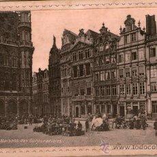 Fotografía antigua: ALBUM 20 FOTOGRAFIAS, BRUXELLES . Lote 26856418