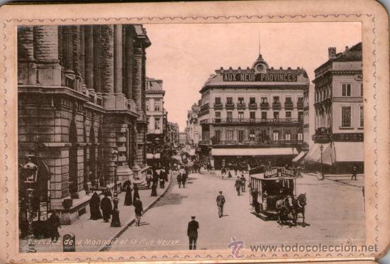 Fotografía antigua: Album 20 fotografias, Bruxelles - Foto 4 - 26856418