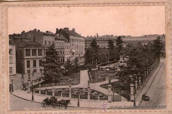 Fotografía antigua: Album 20 fotografias, Bruxelles - Foto 3 - 26856418