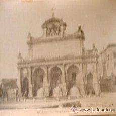 Fotografía antigua: ALBUM 33 FOTOGRAFIAS DE ROMA,. Lote 26879673