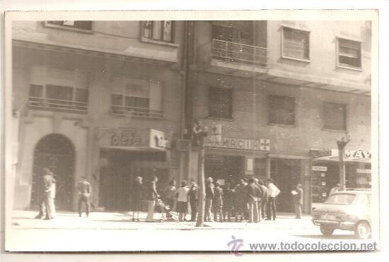 VALENCIA: FOTO ORIGINAL ¿AÑOS 60? (Fotografía Antigua - Albúmina)