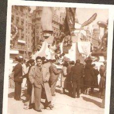 Fotografía antigua - VALENCIA. FALLA PLAZA DEL CAUDILLO AÑO 1951 - 27994865