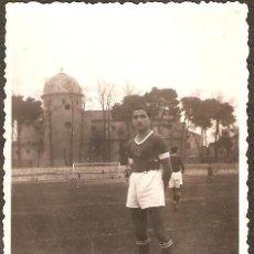 Fotografía antigua: VALENCIA. CAMPO DE VALLEJO (LEVANTE). TEMPORADA 1940 - 41. Lote 29097890