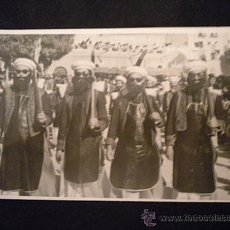 Fotografía antigua: FOTOGRAFIA DE VILLENA DE MOROS Y CRISTIANOS 1959.. Lote 29453819
