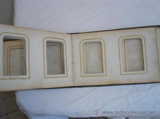 Fotografía antigua: album de fotografias antigua - Foto 5 - 30689375