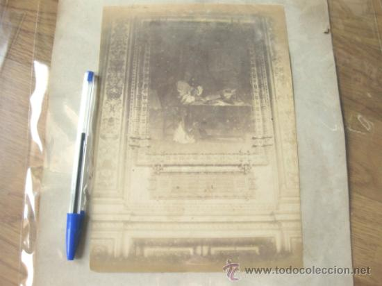 Fotografía antigua: 7 FOTOGRAFIAS DE FINALES DEL S XIX - MONASTERIO DE GUADALUPE - CACERES - Foto 4 - 31457565