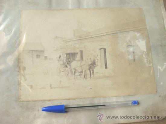 Fotografía antigua: 7 FOTOGRAFIAS DE FINALES DEL S XIX - MONASTERIO DE GUADALUPE - CACERES - Foto 6 - 31457565