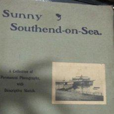 Fotografía antigua: SUNNY SOUTHEND ON SEA, PINCKNEY, THE BROADWAY. Lote 31090188