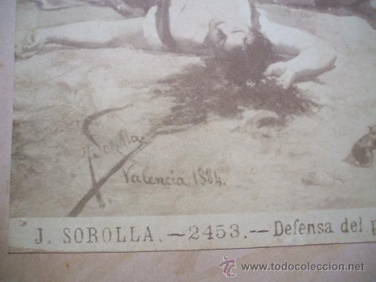 Fotografía antigua: SOROLLA - ALBUMINA J. LAURENT - Foto 2 - 31251426