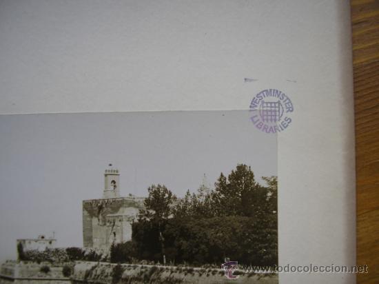 Fotografía antigua: TRASMIERA FOTO ANTIGUA,ALBÚMINA,GRANADA ALHAMBRA,FINALES SIGLO XIX - Foto 3 - 31653237