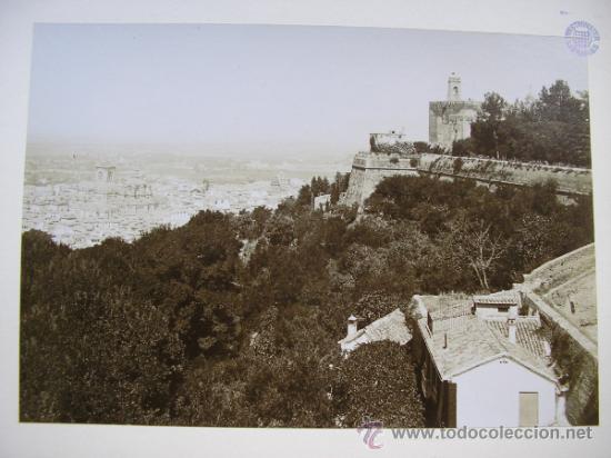 Fotografía antigua: TRASMIERA FOTO ANTIGUA,ALBÚMINA,GRANADA ALHAMBRA,FINALES SIGLO XIX - Foto 2 - 31653237