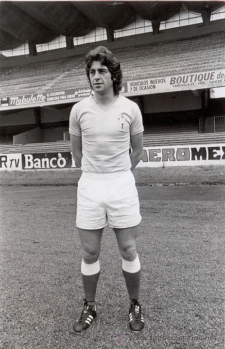 FOTO ORIGINAL - CELTA DE VIGO - 1977 - MAGAR - FARO DE VIGO - DOBLAS (Fotografía Antigua - Albúmina)
